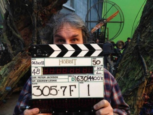 The Hobbit Ends Principal Photography