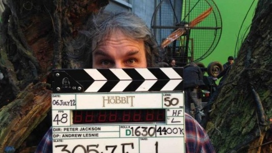 The Hobbit Header