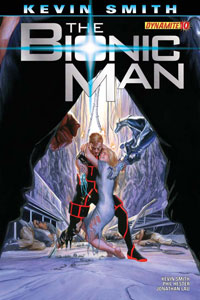 Dynamite Entertainment: The Bionic Man #10