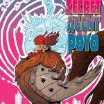Chew: Secret Agent Poyo #1 cover