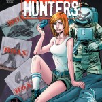 Hoax Hunters #1 cover