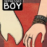 Lil Depressed Boy #12 cover