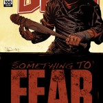 The Walking Dead #100 Cover A Charlie Adlard