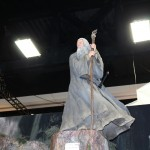 SDCC 2012: Preview night photos: Weta Gandalf statue