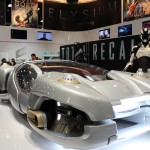 SDCC 2012: Preview night photos: Total Recall car