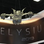 SDCC 2012: Preview night photos: Elysium ship