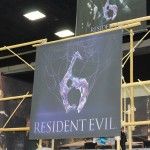 SDCC 2012: Preview night photos: Capcom booth, Resident Evil