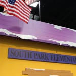 SDCC 2012: Preview night photos: South Park booth