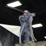 SDCC 2012: Preview night photos: Weta LOTR Thorin statue
