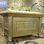 SDCC 2012: Preview night photos: Raiders of the Lost Ark: Ark of the Covenant full-sized model