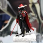 SDCC 2012: Preview night photos: Star Wars ornaments: Dark Santa