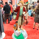 SDCC 2012: Preview night photos: Lego Bilbo Baggins