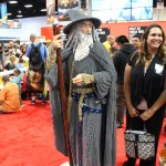 SDCC 2012: Preview night photos: Lego Gandalf