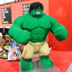 SDCC 2012: Preview night photos: Lego Incredible Hulk