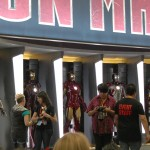SDCC 2012: Preview night photos: Iron Man 3 Hall of Armor