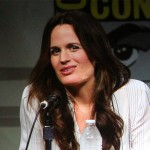 SDCC 2012: Twilight Breaking Dawn, Part 2 panel: Elizabeth Reaser