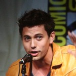 SDCC 2012: Twilight Breaking Dawn, Part 2 panel: Jackson Rathbone