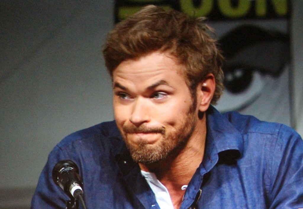 SDCC 2012: Twilight Breaking Dawn, Part 2 panel: Kellan Lutz