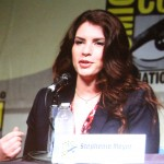SDCC 2012: Twilight Breaking Dawn, Part 2 panel: author Stephenie Meyer