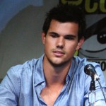 SDCC 2012: Twilight Breaking Dawn, Part 2 panel: Taylor Lautner