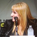 SDCC 2012: Big Bang Theory panel: Melissa Rauch