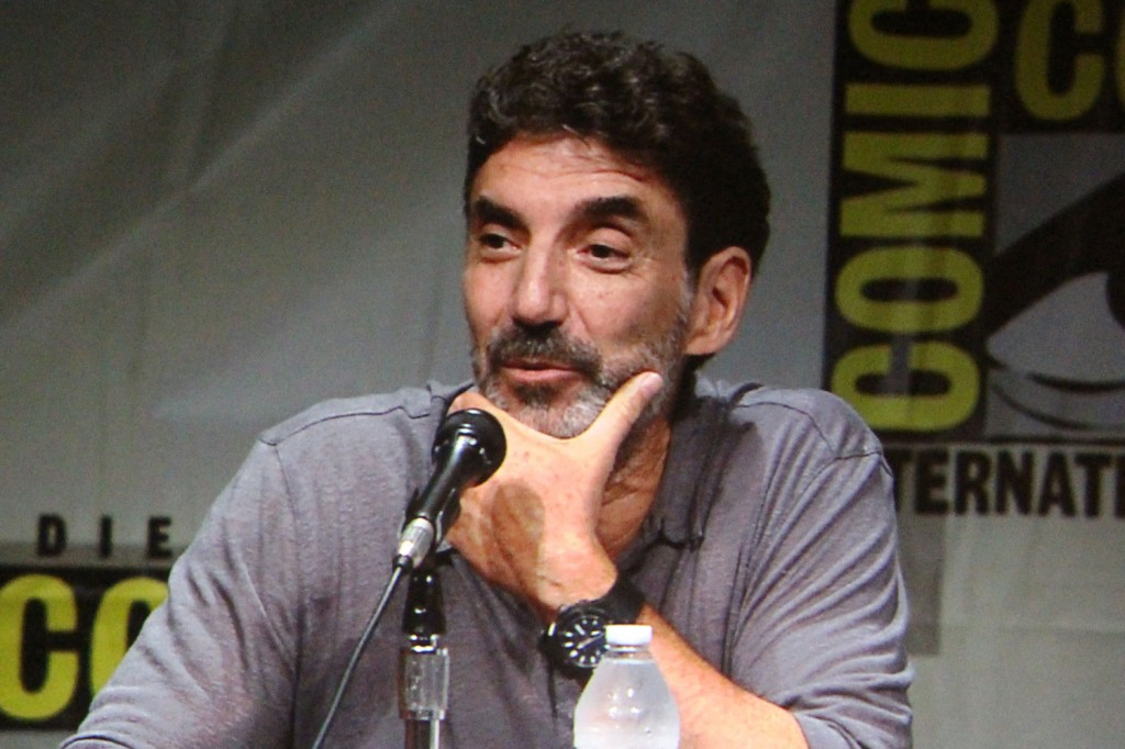 SDCC 2012: Big Bang Theory panel: Chuck Lorre