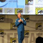 SDCC 2012: Big Bang Theory panel: astronaut Richard Searfoss