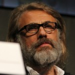 SDCC 2012: Django Unchained panel: Christoph Waltz