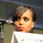 SDCC 2012: Django Unchained panel: Kerry Washington