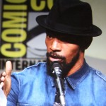 SDCC 2012: Django Unchained panel: Jamie Foxx