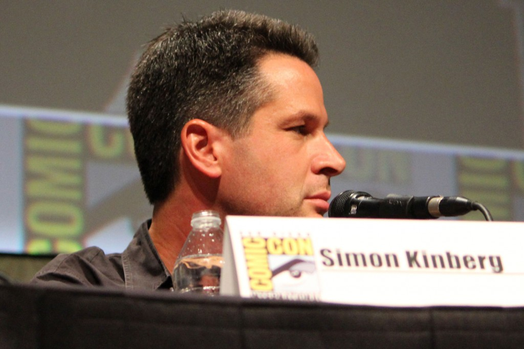 SDCC 2012: Elysium panel: producer Simon Kinberg