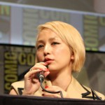 SDCC 2012: Resident Evil panel: Mika Nakashima
