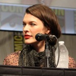 SDCC 2012: Resident Evil panel: Milla Jojovich