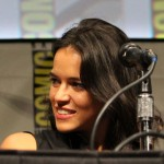 SDCC 2012: Resident Evil panel: Michelle Rodriguez