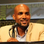 SDCC 2012: Resident Evil panel: Boris Kodjoe