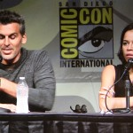 SDCC 2012: Resident Evil panel: Oded Fehr, Michelle Rodriguez