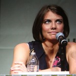 SDCC 2012: The Walking Dead panel: Lauren Cohan