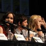 SDCC 2012: The Walking Dead panel: Sarah Wayne Callies, Norman Reedus, Laurie Holden, Steven Yeun