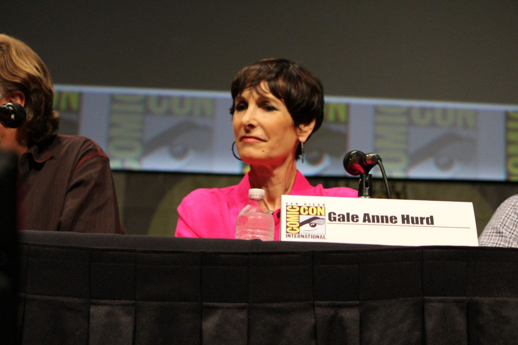 SDCC 2012: The Walking Dead panel: Gayle Anne Hurd