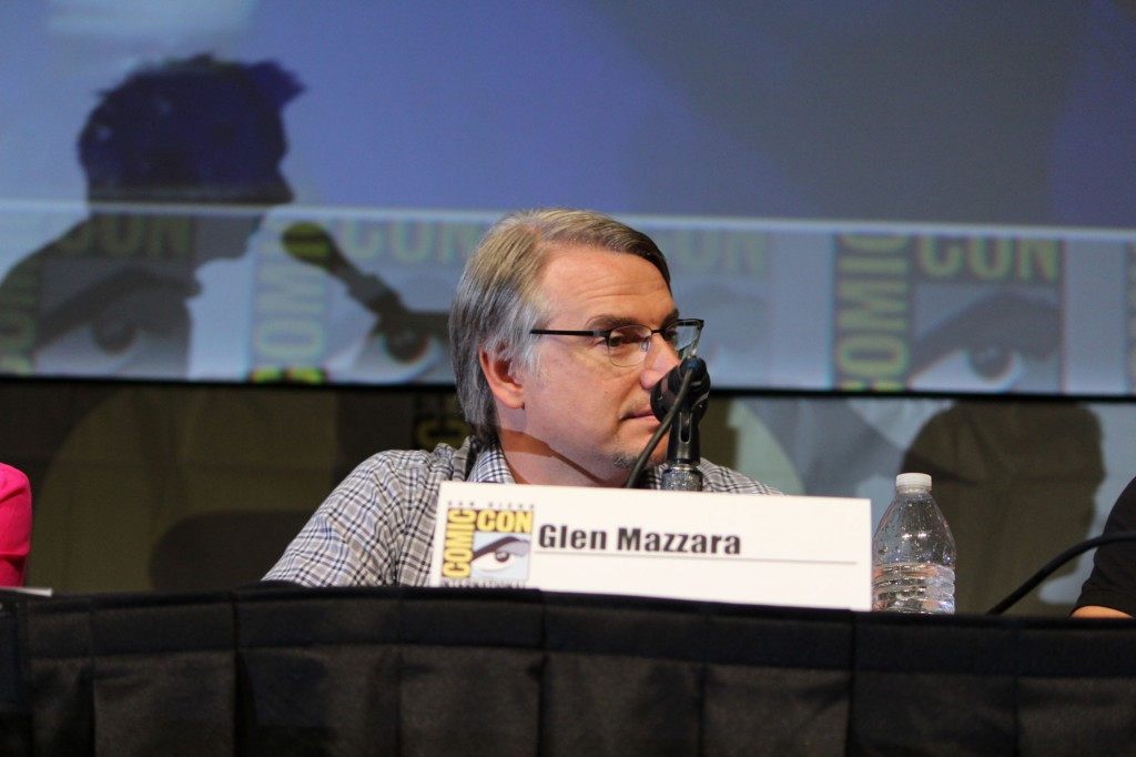 SDCC 2012: The Walking Dead panel: Glen Mazzara