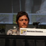 SDCC 2012: The Walking Dead panel: Norman Reedus