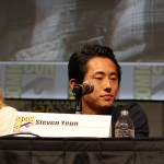SDCC 2012: The Walking Dead panel: Steven Yeun