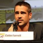 SDCC 2012: Total Recall panel: Colin Farrell