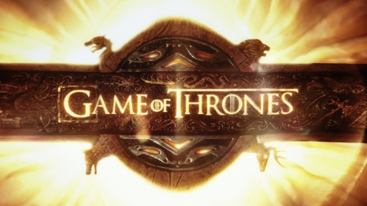 Game of Thrones Title Image
