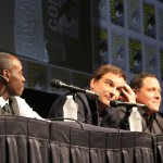 SDCC 2012: Marvels Iron Man 3 panel: Don Cheadle, director Shane Black, Jon Favreau