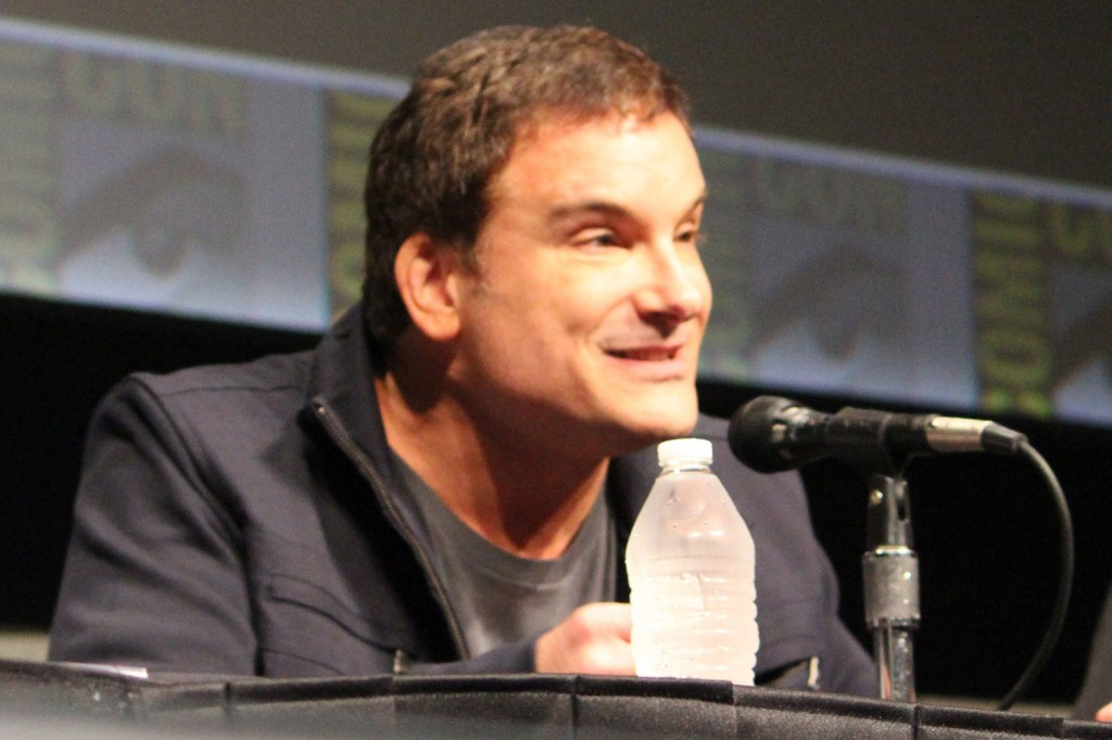 SDCC 2012: Marvels Iron Man 3 panel: director Shane Black