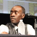 SDCC 2012: Marvels Iron Man 3 panel: Don Cheadle