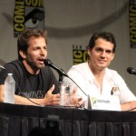 SDCC 2012: Man Of Steel panel: director Zack Snyder and Henry Cavill