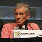 SDCC 2012: The Hobbit: An Unexpected Journey panel: director Sir Ian McKellen