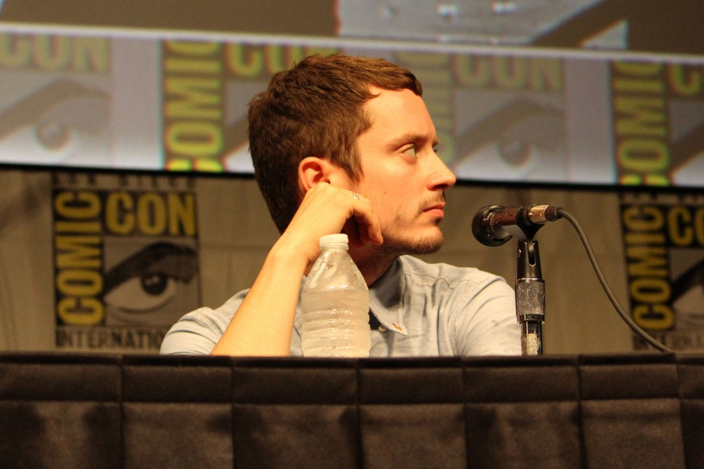 SDCC 2012: The Hobbit: An Unexpected Journey panel: Elijah Wood